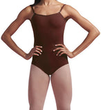 Capezio Adult Camisole Leotard with Adjustable Straps