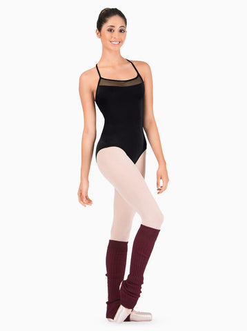 "Body Wrappers 27"" Stirrup Legwarmers"