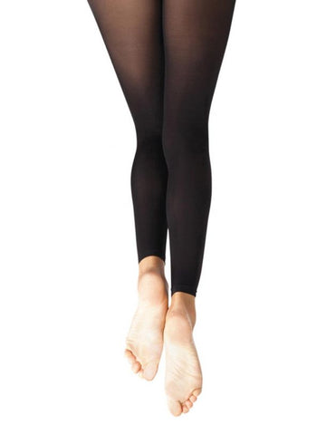 Capezio Women's Ultra Soft Footless Tights