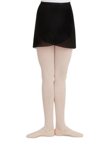 Capezio Women's Georgette Wrap Skirt