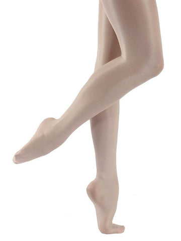 Capezio Girls Ultra Shimmery Tights