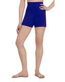 Capezio Women's High Waisted Shorts