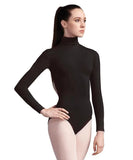 Capezio Women's Turtleneck Long Sleeve Leotard