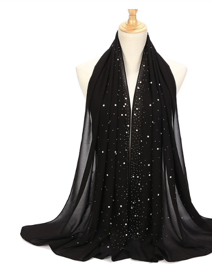 Starry Night Chiffon