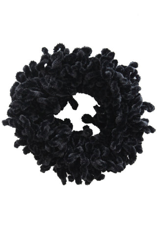 Volumizing Scrunchie Black