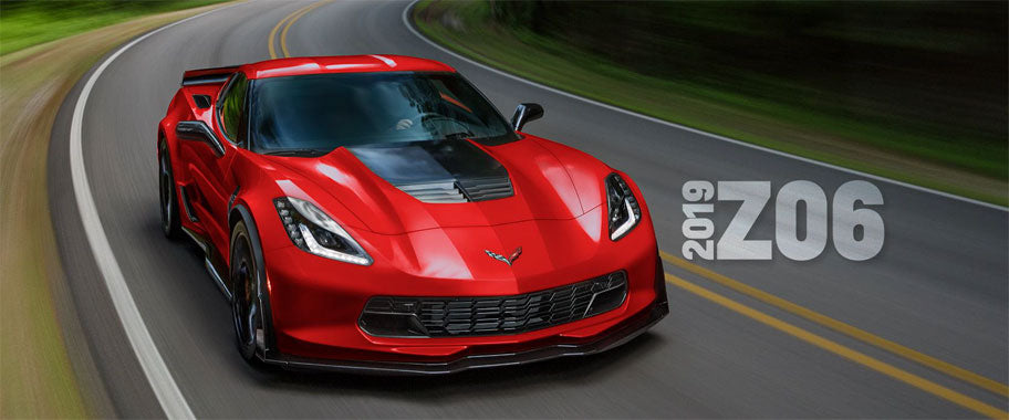 2019 Corvette Parts & Accessories- FREE Shipping