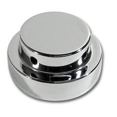 1978-1996 Radiator Reservoir Cap Cover Chrome