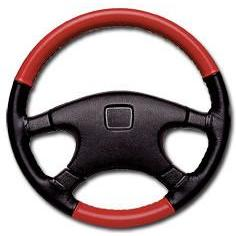 1984-2004 Steering Wheel Covers - Wheelskins Eurotone Leather