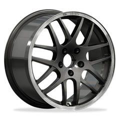 2005-2013 C6 Corvette LG-GT2 Wheels Set - 18x9 / 19x10.5