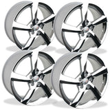 "(2)19"" x 8.5"" / (2)20"" x 10"" Wheel Package"