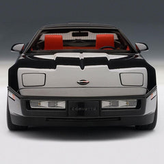 C4 Corvette - Die Cast 1:18 - Black : 1986 C4