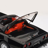 C4 Corvette - Die Cast 1:18 - Black : 1986 C4,Accessories