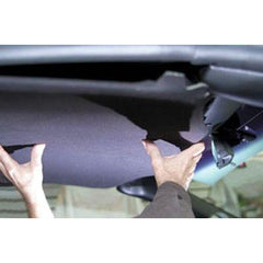 C5 Corvette Coupe Roof Blackout / Sun Shade (97-04 Coupe)