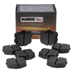 C6 Corvette Brake Pads - Hawk HPS (Street) Rear