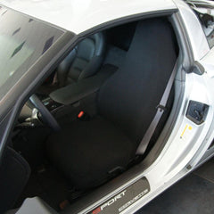C6 Corvette Heavyweight Fleece Seat Covers