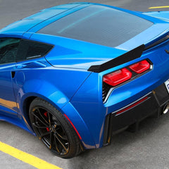 C7 Corvette - ACS GS Rear Wide Body Conversion : Stingray Coupe/Convertible