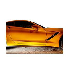C7 Corvette - ACS Side Skirts/Rockers - Carbon Fiber : Stingray