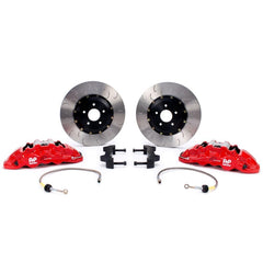 C7 Corvette - AP Racing Radi-Cal - J-Hook 2 pc. Rotors & Calipers