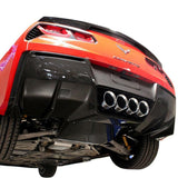 C7 Corvette Aero Rear Diffuser - APR Performance - Carbon Fiber