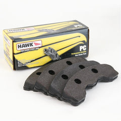C7 Corvette Brake Pads - Hawk Ceramic - Front : Stingray
