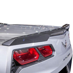 C7 Corvette Flush Rear Spoiler - Painted : Stingray