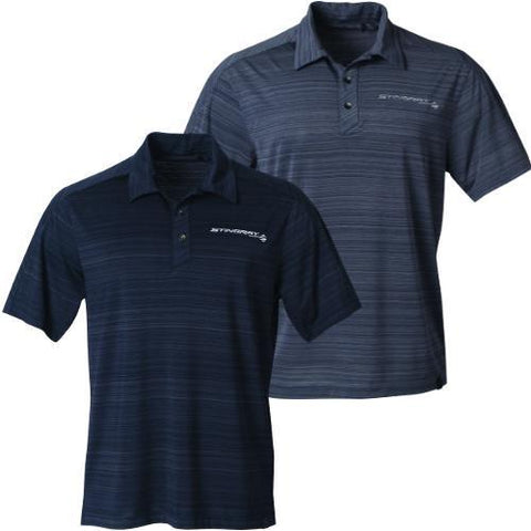 C7 Corvette Men's Stingray Elixir Ogio Polo