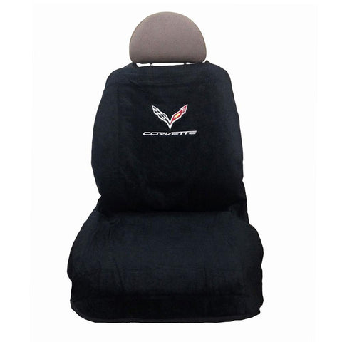 C7 Corvette Seat Armour : Stingray, Z06, 2014+