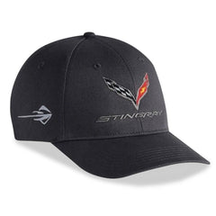 C7 Corvette Stingray Cap : Charcoal