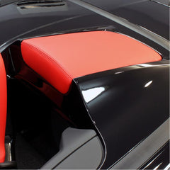 C7 Corvette Stingray Convertible Leather Tonneau Inserts