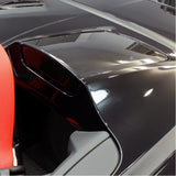 C7 Corvette Stingray Convertible Leather Tonneau Inserts,Exterior