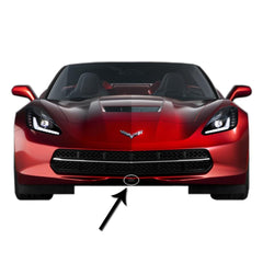 C7 Corvette Stingray Curb Alert