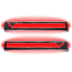 Corvette Sill Plates Amp Protectors Free Shipping