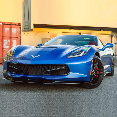 C7 Corvette Stingray Five1 Front Bumper Grille