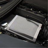 C7 Corvette Stingray Fuse Box Cover Polished - Perforated,Engine