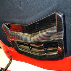 C7 Corvette Stingray Inner Hood Duct