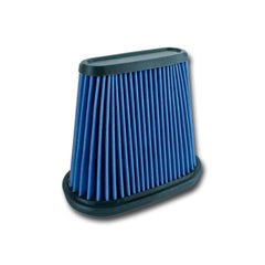 C7 Corvette Stingray LT1 - AIRAID Direct-Fit Replacement Air Filter : Dry Filter - Blue