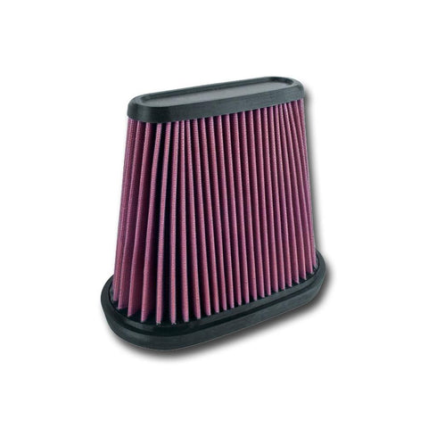 C7 Corvette Stingray LT1 - AIRAID Direct-Fit Replacement Air Filter : Dry Filter - Red,Performance Parts