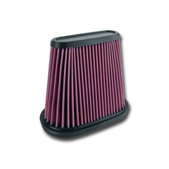 C7 Corvette Stingray LT1 - AIRAID Direct-Fit Replacement Air Filter : Dry Filter - Red