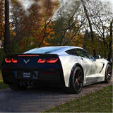 C7 Corvette Stingray Rear Spoiler - Carbon Fiber : Concept7