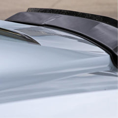 C7 Corvette Stingray Rear Spoiler with Adjustable Wicker - Carbon Fiber : Concept7