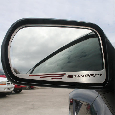 C7 Corvette Stingray Side View Mirror with