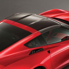 C7 Corvette Transparent Blue Roof Panel : Stingray, Z51 & Z06