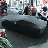 C7 Corvette Ultraguard Plus Stretch Satin Car Cover- Black - Indoor,Car Care