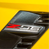 "C7 Corvette Z06 Fender Emblem ""Z06 Supercharged"""