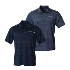 Corvette - Men's Elixir Ogio Polo - Blacktop, Petro Gray : C7 Stingray