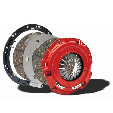 Corvette - RST Street Twin Clutch Kit 800HP max - Mc Leod : 1997-2004 C5,Performance Parts