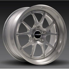 Corvette 3-piece Wheels - ForgeLine GA3R (Set) : Brushed
