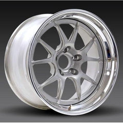 Corvette 3-piece Wheels - ForgeLine GA3R (Set) : Silver