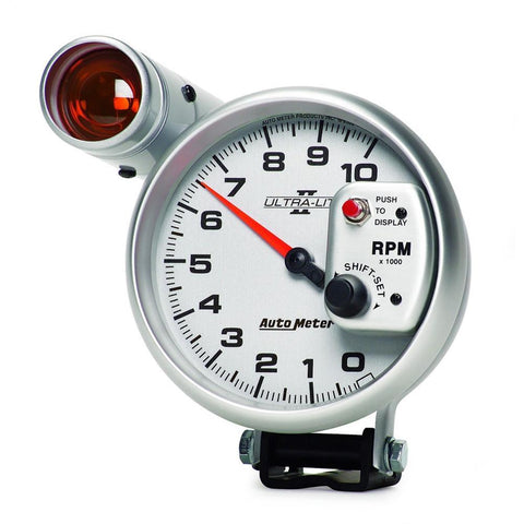 "Corvette 5"" Pedestal Tachometer, 0-10,000 Rpm, Ultra-lite II - Auto Meter,Performance Parts"