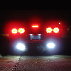 Corvette 80 Watt Reverse LED Conversion Kit : 2005-2013 C6